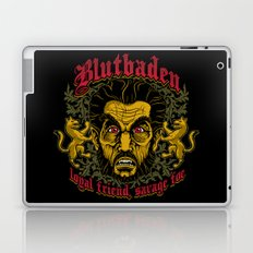 Blutbaden Laptop & iPad Skin
