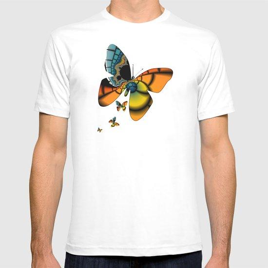 Fractal Cacoon T-shirt