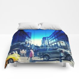 Double City Comforters