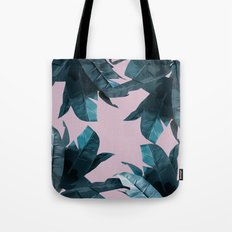 Tropical Palm Print #2 Tote Bag
