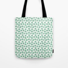 Four Leaf Clovers Tote Bag