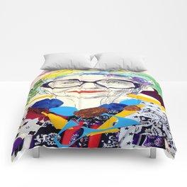 Iris Apfel Fanart Comforters