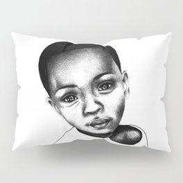 African Child Pillow Sham