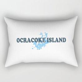 Ocracoke Island - North Carolina. Rectangular Pillow