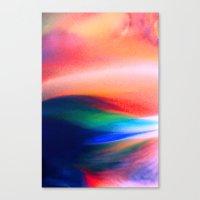 Knoll Canvas Print