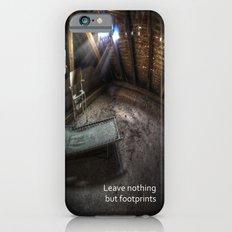 Urbex bedroom iPhone 6s Slim Case