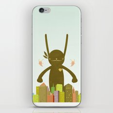 MONSTAA iPhone & iPod Skin