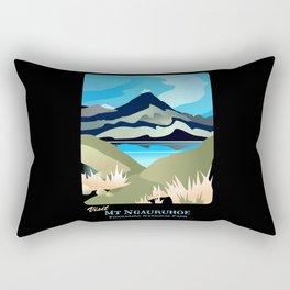 Tama Lakes Magic Rectangular Pillow