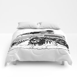 55 Gasser REV-3 SILVER Comforters