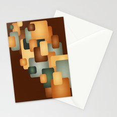 A Retro Feeling.  Stationery Cards