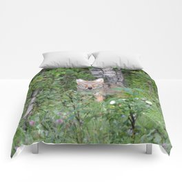 Random nature pics Comforters