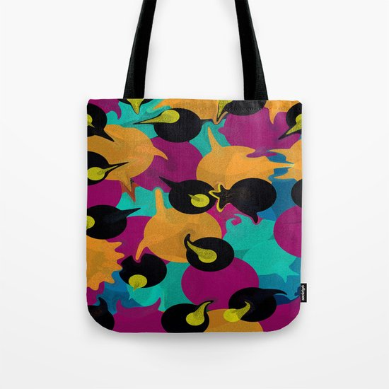 Gentle chaos Tote Bag
