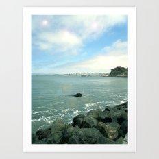 Bay Breeze Art Print
