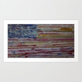 A Nation's Hope Art Print