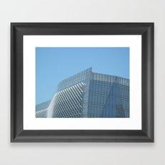 Ice-13 Framed Art Print