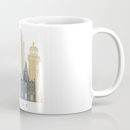 Halifax skyline poster Coffee Mug