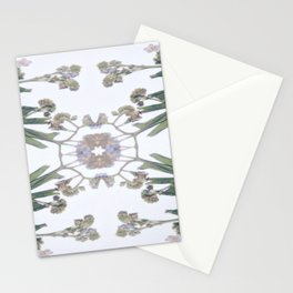 Forget Me Nots Study Stationery Cards