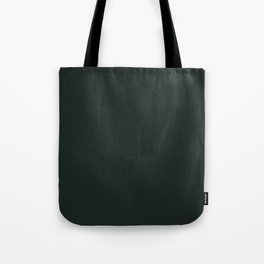Dark jungle green Tote Bag