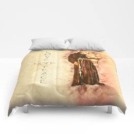 St. Francis Peace, Hope, Love Comforters
