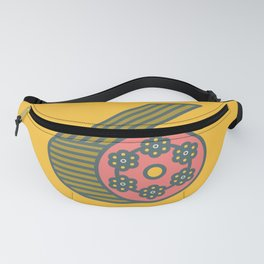 Number 6 Fanny Pack