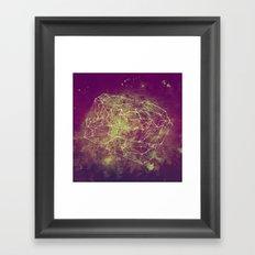 Abstract 86294303 Framed Art Print