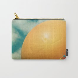 Orange Julep Carry-All Pouch