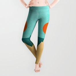 The Road Less Traveled Leggings