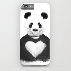 Lovely panda Slim Case iPhone 6s
