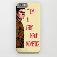 Dexter Morgan  B&W iPhone 6s Slim Case