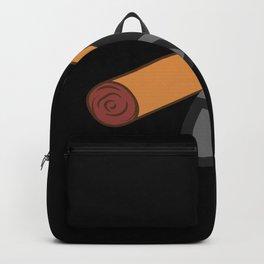 CIGAR CUTTER Cigar Aficionado Gift Cigar Smoker Backpack