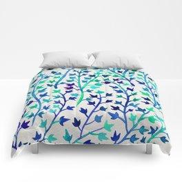 Turquoise Ivy Comforters