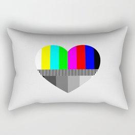 A Test of Love Rectangular Pillow