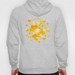 Golden Rain Hoody