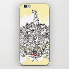 Croatia iPhone & iPod Skin