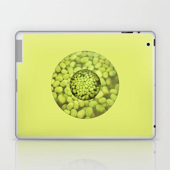 Green Beans Laptop & iPad Skin