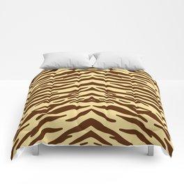 Tiger Stripes Comforters