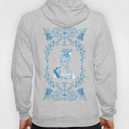 Marie-Antoinette Monogram (Aqua) Hoody