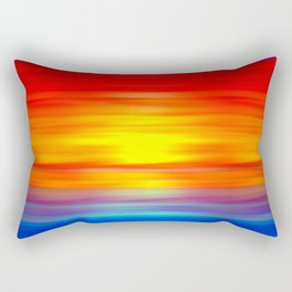 New Day Rectangular Pillow