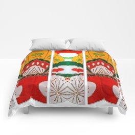 A Garden Girls' Day Kimono Comforters