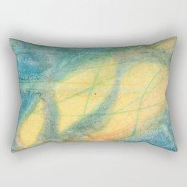Unity - 22 Watercolor Painting Rectangular Pillow