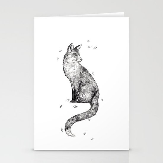 Foa // Graphite Stationery Cards