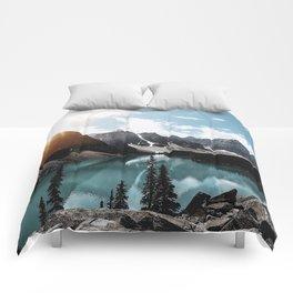 Lake Moraine Comforters