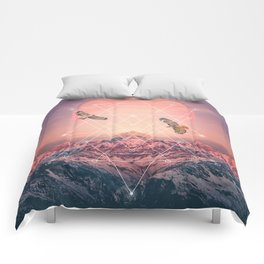 Find the Strength To Rise Up Comforters