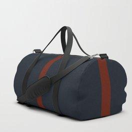 vermilion line Duffle Bag