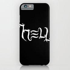 Raise HELL (Black) iPhone 6s Slim Case