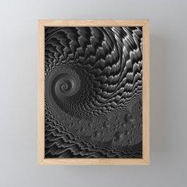 Deep Dark Thoughts Framed Mini Art Print
