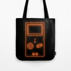 Neon Game Boy Advance SP Tote Bag