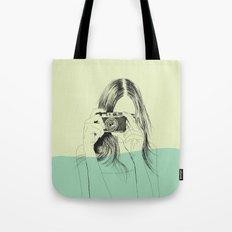Woman Color 11 Tote Bag