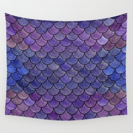 Lovely Pattern III(Glitter Version) Wall Tapestry