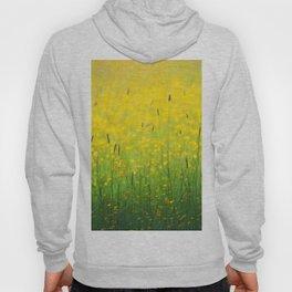 Field green yellow Hoody